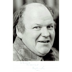 Roy Kinnear  original authentic genuine autograph signed photo