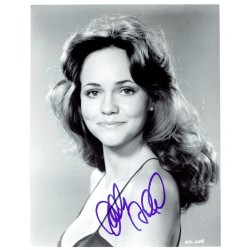 Sally Field  original authentic genuine autograph signed photo
