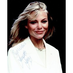 Samantha Janus (Womack)  authentic genuine autograph signed photo