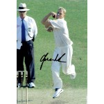 Shane Warne original authentic genuine signed photo