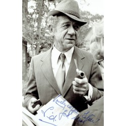 Sid James genuine authentic signed autograph signatures photo