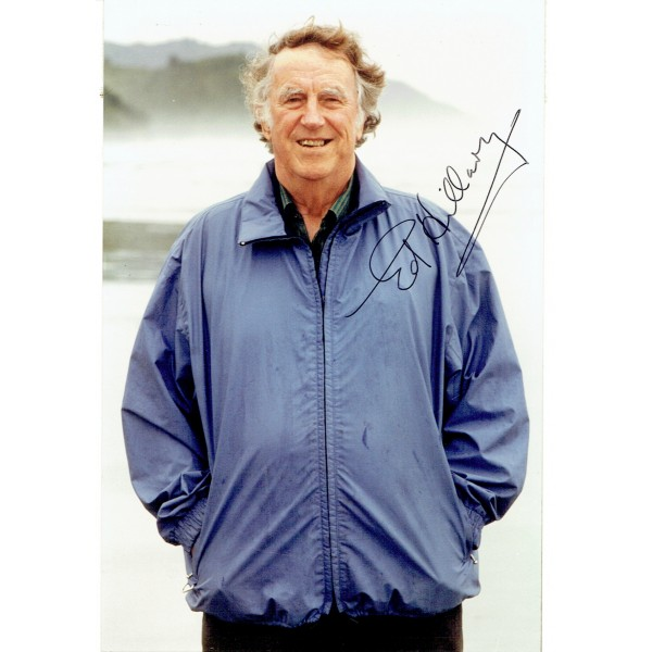 Sir Edmund Hillary authentic signed genuine signature