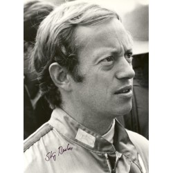 Skip Barber  genuine signed authentic autograph photo