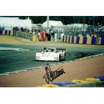 Stefan Johansson genuine original authentic signed autograph photo
