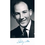 Stirling Moss original authentic genuine signed photo