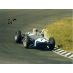 Stirling Moss signed authentic genuine signature
