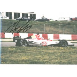 Takuma Sato genuine original authentic signed autograph photo