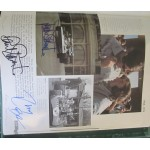 The Chequered Flag Ivan Rendell genuine authentic signed autograph signatures