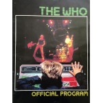 The Who genuine authentic signed autograph signatures programme
