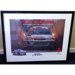 Tommi Makinen original authentic genuine signed photo