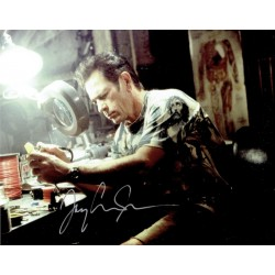 Tommy-Lee Jones original authentic genuine signed photo