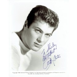 Tony Curtis genuine authentic signed autograph photo