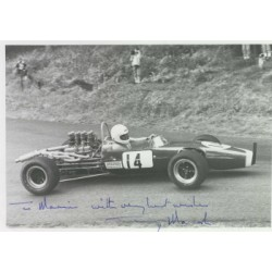 Tony Marsh  genuine signed original autograph photo