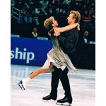 Torvill and Dean original authentic genuine signed photo