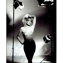 Twiggy  authentic genuine autograph signed photo