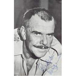 Windsor Davies original authentic genuine signed photo