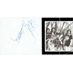 Wings (McCartney) genuine authentic signed autograph signatures