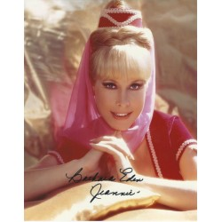 Barbara Eden I Dream of Jeannie hand signed autographed photo