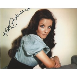 Kate O'Mara Vampire Lovers hand signed autograph