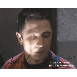 Dominic Keating Star Trek Enterprise hand signed autograph