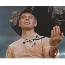 Gary Lockwood Star Trek hand signed autographed photo