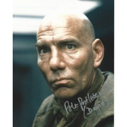 Pete Postlethwaite Alien 3 hand signed autographed photo.