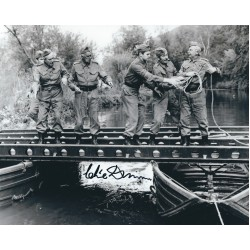 Clive Dunn Dads Army Signed 8x10 Photograph