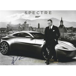 Daniel Craig Signed 8 x 10 Photo 7 James Bond 007 Autograph