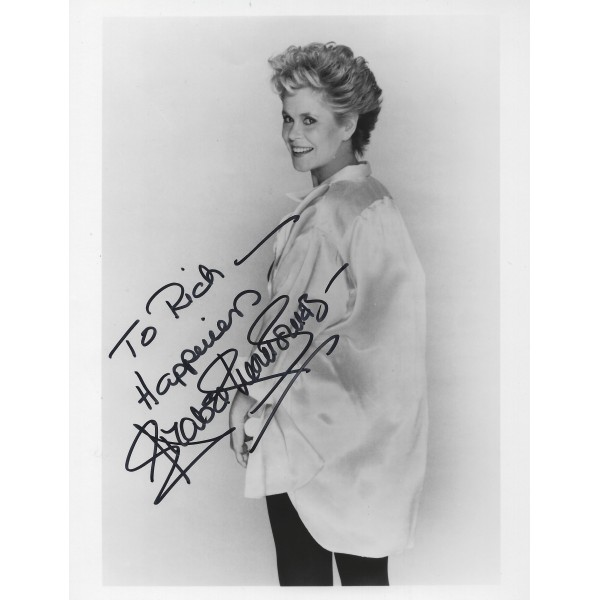 Elizabeth Montgomery Bewitched Signed 8x10 Photograph