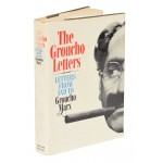 Groucho Marx Signed Book - The Groucho Letters - The Marx Brothers Autograph