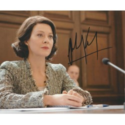 Helen McCrory Signed James Bond 8x10 Photo