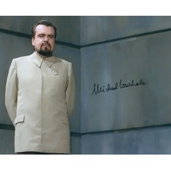 Michael Lonsdale signed 8x10 James Bond Moonraker 007 Photo 2