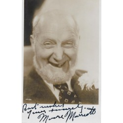 Moore Marriott Signed Photograph  Will Hay