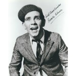 Norman Wisdom signed 8 x 10 Photo - Norman Pitkin