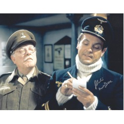Philip Madoc Signed 8x10 Dads Army Photograph
