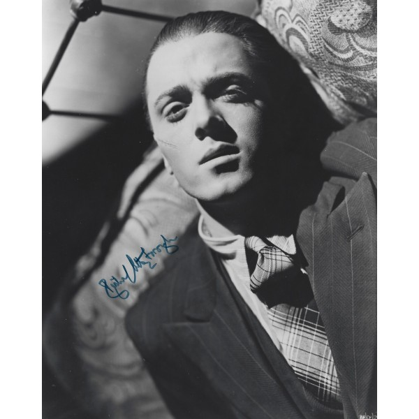 Richard Attenborough Signed 8x10 Photograph  Brighton Rock