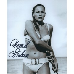 Ursula Andress Signed 8 x 10 Photo - James Bond Dr No Autograph