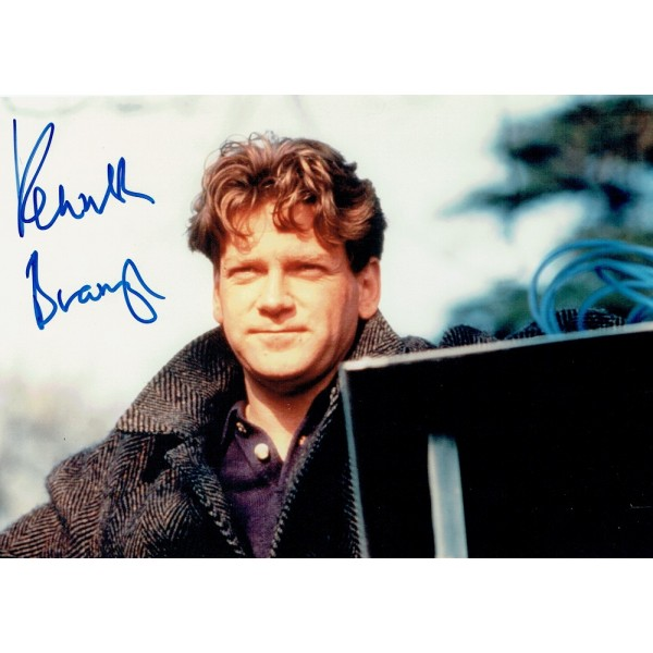 Kenneth Branagh  genuine authentic signed autographs