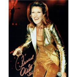 Celine Dion genuine authentic signed autograph signatures photo