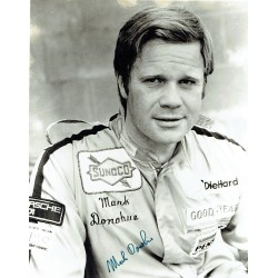 Mark Donohue genuine authentic signed autograph signatures photo