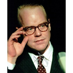 Philip Seymour  Hoffman  genuine authentic signed autographs