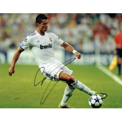 Cristiano Ronaldo  original authentic genuine signed photo
