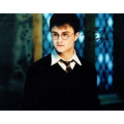 Daniel Radcliffe genuine authentic signed autographs