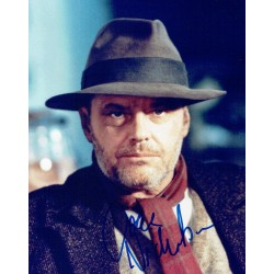 Jack Nicholson original authentic genuine signed photo