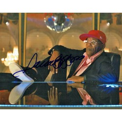 Samuel L Jackson signed authentic genuine signature