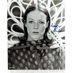 Maggie Smith original authentic genuine autograph signed photo
