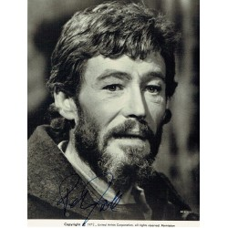 Peter O'Toole  genuine authentic signed autographs