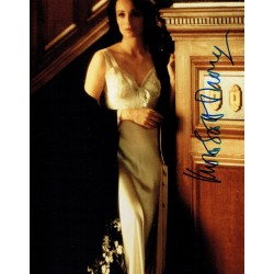 Kristen Scott Thomas  original authentic genuine autograph signed photo